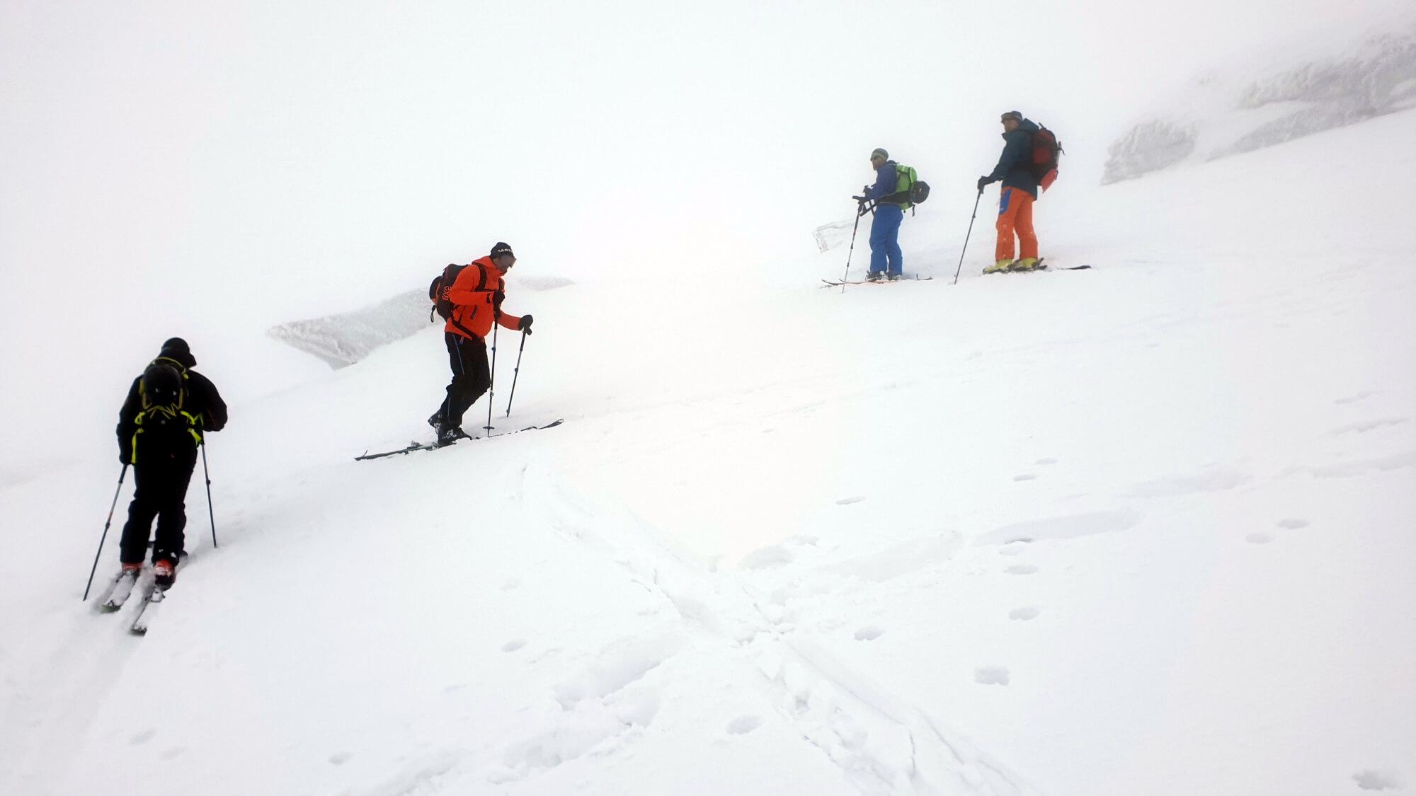 explore ski initiere schi touring