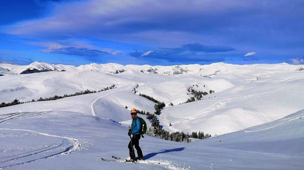 Tura recreationala in muntii Bucegi.